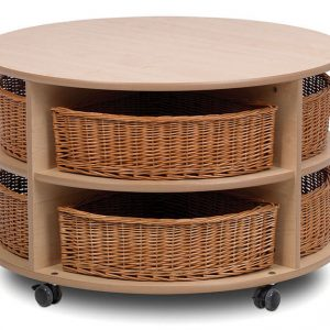 Low Level Circular Storage Unit
