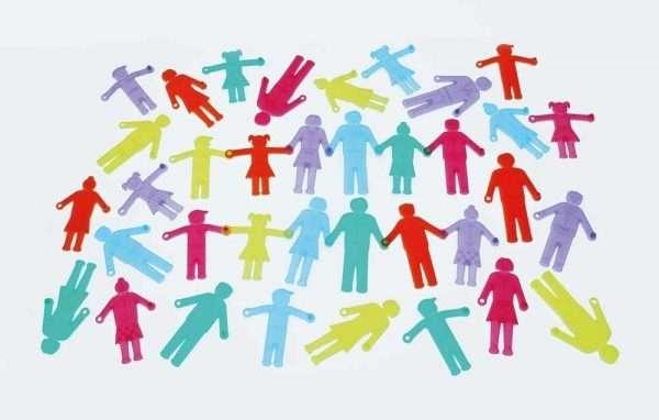 SiliShapes® Linking People