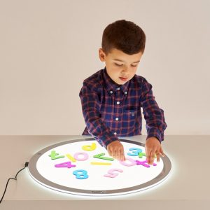 Round Light Panel - 500mm