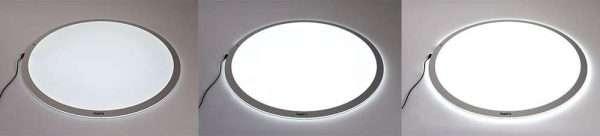 Round Light Panel 500mm