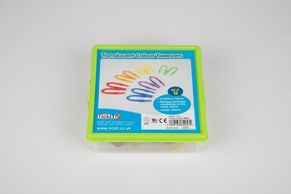 Translucent Colour Tweezers
