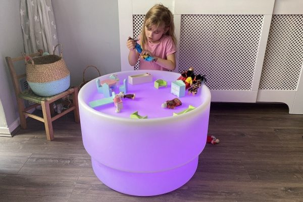 Sensory Mood Discovery Table