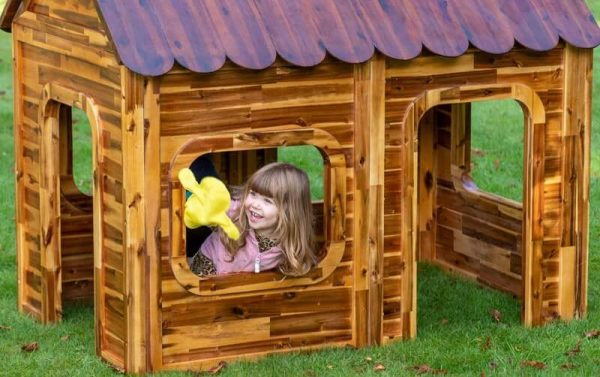Acacia Large Playhouse