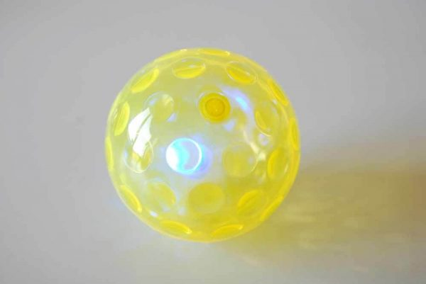 Sensory Flashing Balls (Textured) PK 4