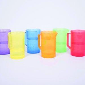 Translucent Colour Jug Set