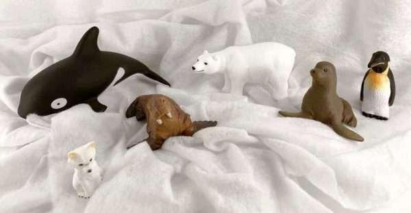 Jumbo Polar Animals