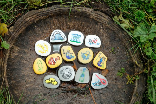 Under the Sea Story Stones