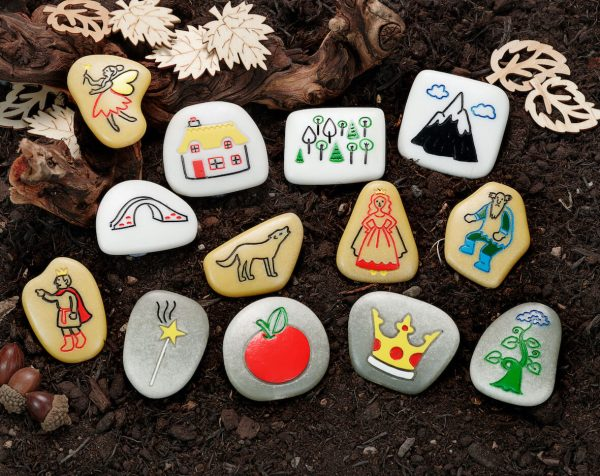 Fairy Tale Story Stones