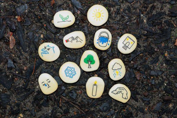 Self Regulation Stones