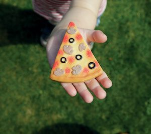 Foods of the World – Sensory Play Stones