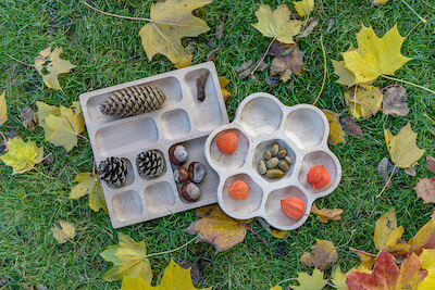 Natural Tinker Tray