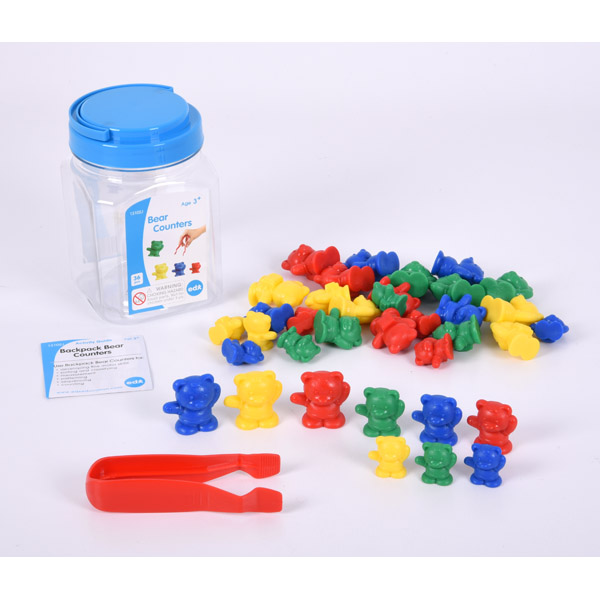 Bear Counters 36 Pack