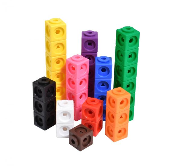 Linking Cubes 100 Pack