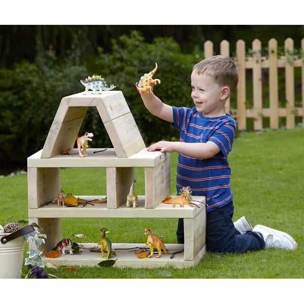 Outdoor Multi Use Building