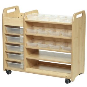 Continuous Provision Trolley