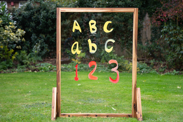 Outdoor Painting Panel Frames