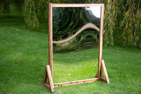 Outdoor Mirror Panels