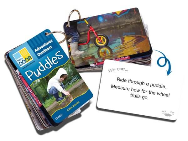 Adventures Outdoors - Puddle