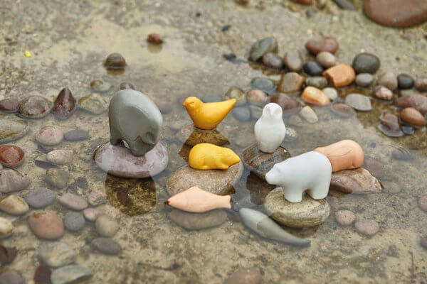 Animal Friends Sensory Play Set