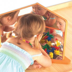 Softie Four Way Mirror
