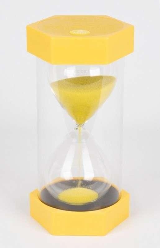 Mega Sand Timer - 3 Minute Yellow