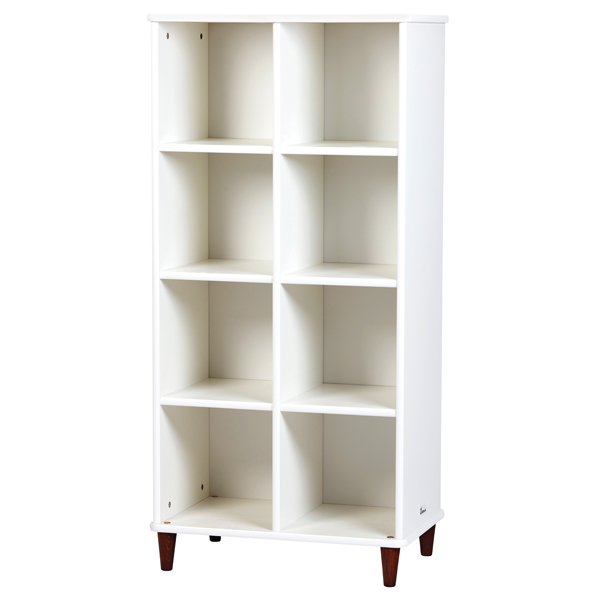 4 x 2 Cube Shelf With Back