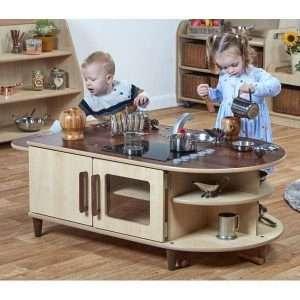Collaborative Island Kitchen - Toddler