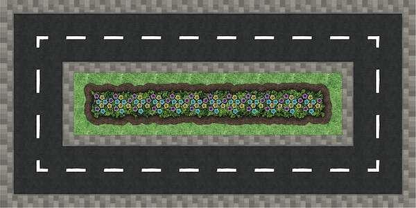 Road Shapes Set of 4