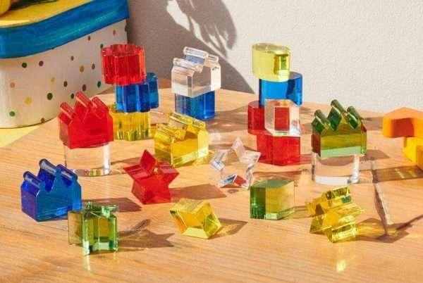 Colour Crystal Treasures