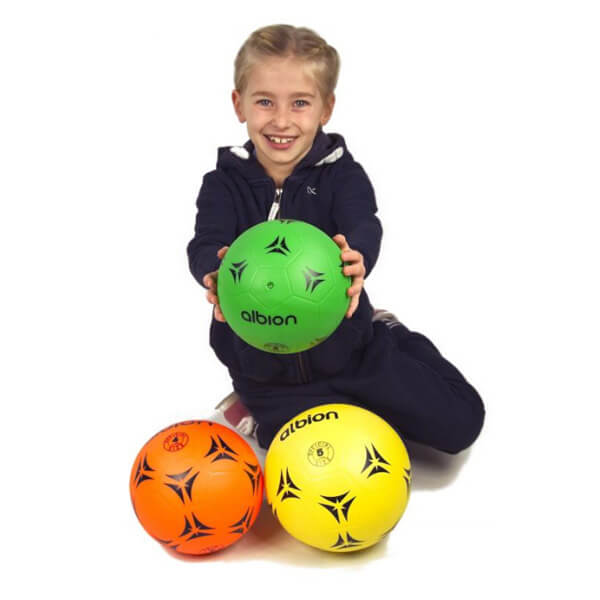 Albion Plastic Moulded Football