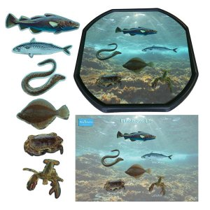 Sea Life Bumper Set
