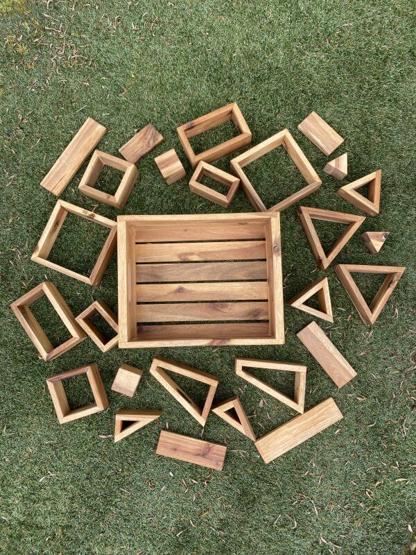 Acacia Toddler Blocks