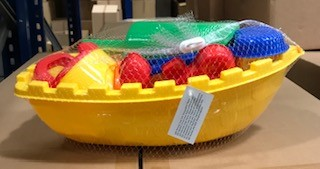Boat Activity Set
