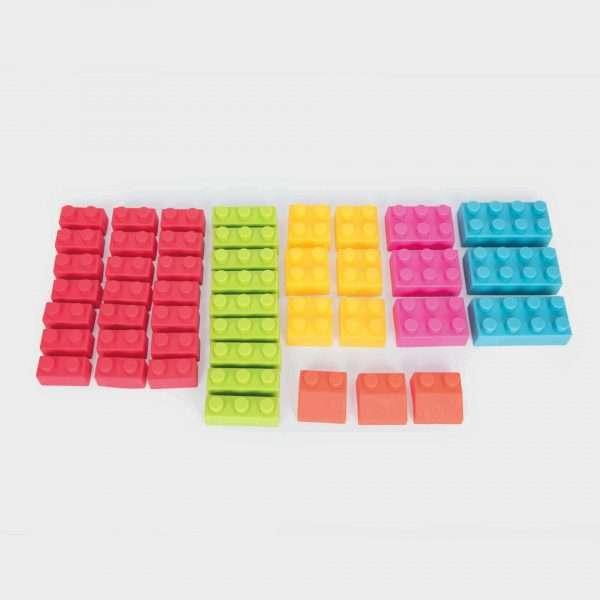 Chunky Soft Bricks