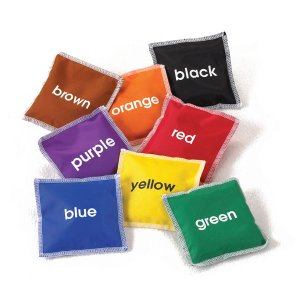 colour bean bags