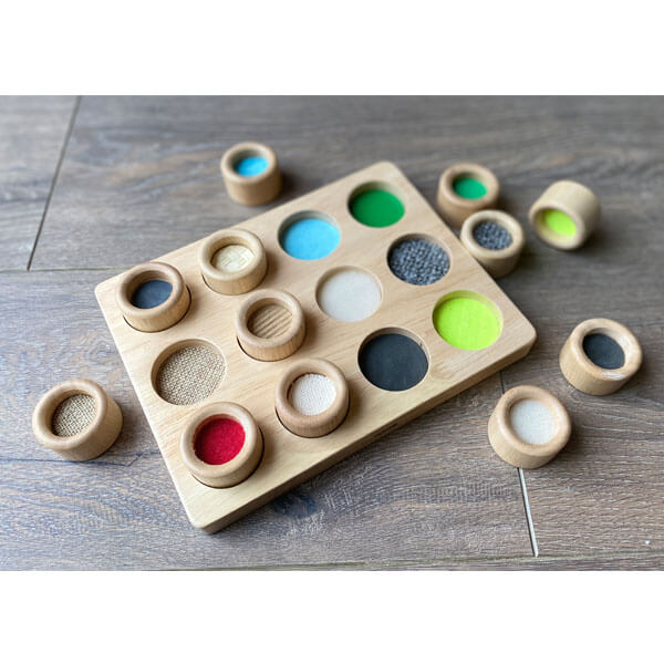 Touch & Match Board