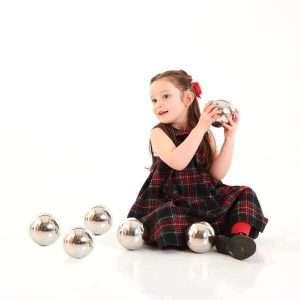 sensory reflective mystery balls