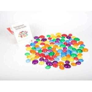 Transparent Tactile Shells