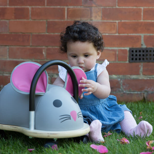 Wheely Bug Mouse