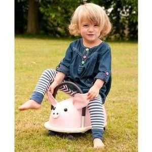 Wheely Bug Pig