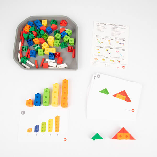 FunPlay Construction Cubes